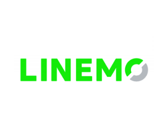 LINEMOロゴ